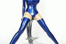Latex angel
