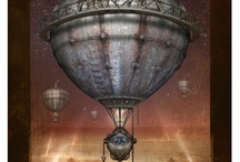steampunk / by Fran Vallone