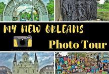 Louisiana Vacation Ideas