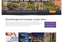 inBlock.co.uk / Innovative, intelligent, interactive block & estate management