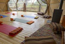 yoga ecoretreats