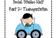Transportation / by Jennifer Pankey