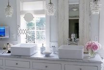 Bathrooms ideas / by Toni Nelson