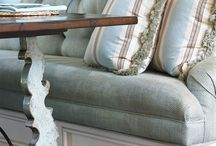Banquette Seating / Banquette seating and storage