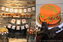 Party Ideas / by Jessica Cole