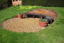 Fire pits for garden