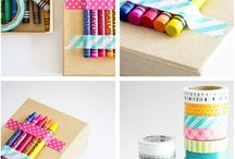 Party Favors / Good ideas for DIy party favors. Make your own cool gifts for you birthday party guests or other celebration.