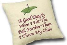Fore! GOLF / golf ornaments and more!