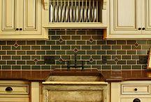kitchen ideas / by Amber Skibo Gore