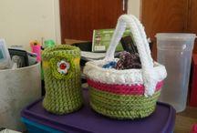 my crafts crochets
