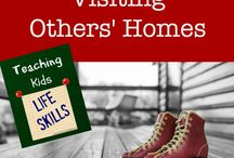 Manners, Life Skills, and Etiquette