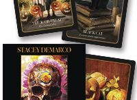oracle and tarot decks i want