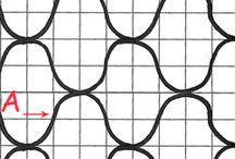 gráficos para bordar/pintar