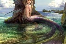 Mermaid Rusalki