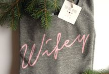 A Bride-To-Be's Christmas List / stocking stuffers and amazing holiday gifts