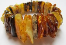 Amber ~ Bernstein ~ Bursztyn / Baltic amber... my love :) I'd like to have a blue one from Dominican Republic, only beacuse of its colour :P