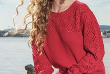 Inspiration: Sweater/Cardigan/Top / by Rigmor