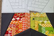 Quilting - Foundation Piecing