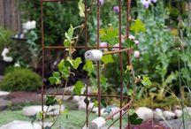 Trädgård - rost