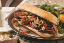 FOOD Sandwich / by Miriam cordero