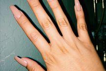 Trendy nail