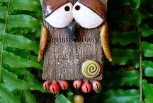 Keramika sovy