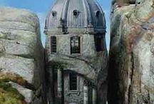 Fantasy domy
