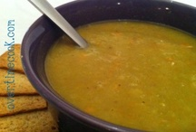 Food: Soups and Stews / by Caroline B