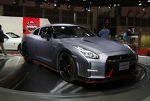 Nissan 43rd Tokyo Motor Show / Nissan's booth and its exciting models at 43rd Tokyo Motor Show