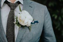 WEDDING + GROOM