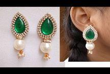 Paper earrings ☺