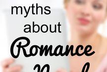 Viva Romance! / This board is a celebration of romance novels.