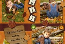 Scrapbook Ideas - Autumn / by Diane Jones
