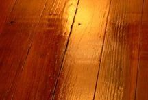 Stripping wood floors with out the mess