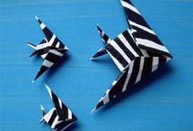 Origami / Basteln und Gestalten