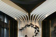 Office Ceiling & Floor