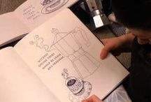Time Lapse Drawings