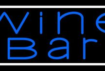 Wine Neon Signs
