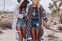 Boho Grunge Outfits