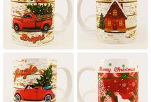 Karácsonyi bögre/Christmas mug