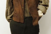 1800s costumes