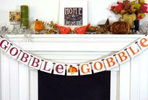 Thanksgiving / DIY ideas for Thanksgiving, recipes, decorations and more!