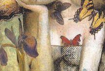 All about Butterflies / by Nahla Sebaei