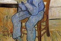 le vieil homme triste