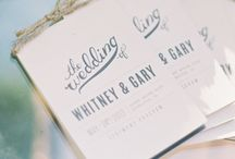 Wedding Stationery / by Brancoprata