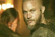 Travis Fimmel aka Ragnar / Calvin Klein model, Vikings, Ragnar, hawt