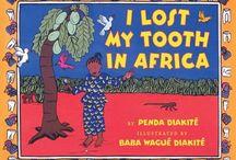 Africa represented in Children's Literature