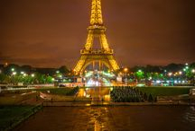 Eiffel Reflections