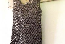 Crochet Clothes and Accessories / by Anita Sabot