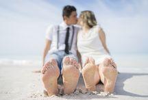 engagement on tuscan seaside